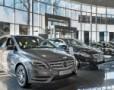 Salony samochodowe Mercedes