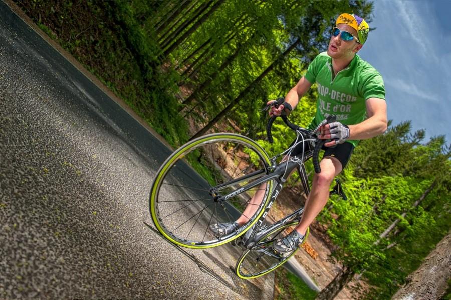 zdjęcia plenerowe, fotografia reklamowa rowery